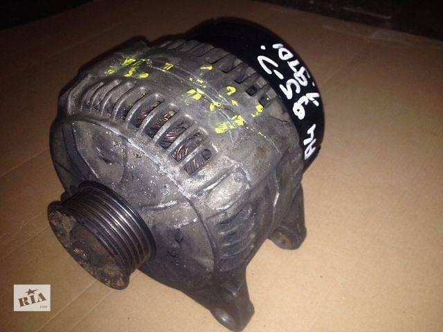бу б/у Электрооборудование двигателя Генератор/щетки Легковой Volkswagen Passat 1.9 tdi в Луцке