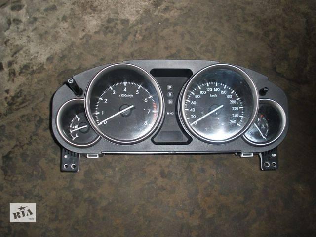 купить бу б/у Электрооборудование двигателя Панель приборов/спидометр/тахограф/топограф Легковой Mazda 6 Седан 2009 в Луцке