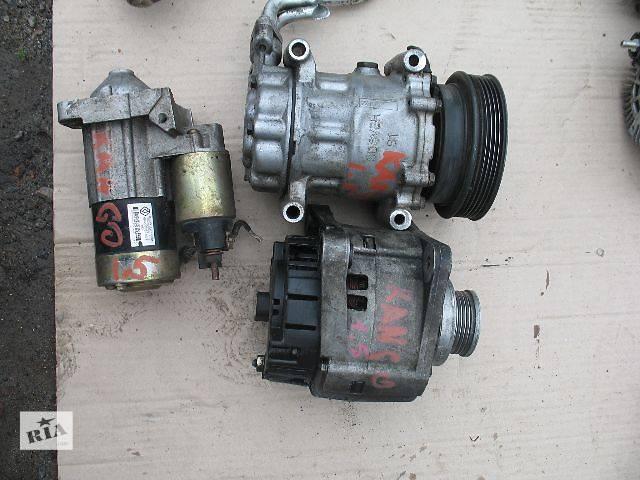 бу б/у Электрооборудование двигателя Стартер/бендикс/щетки Легковой Renault Kangoo 2004 в Луцке