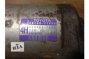 б/у Стартеры/бендиксы/щетки Toyota Land Cruiser Prado 120