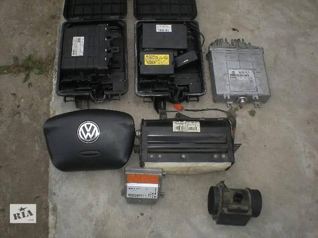 бу б/у Электрооборудование кузова Блок управления AirBag Легковой Volkswagen B5 в Ивано-Франковске
