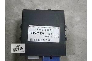 б/в Блоки управління склоочисника Lexus LX USA