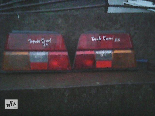 продам б/у Электрооборудование кузова Фонарь задний Легковой Toyota бу в Жидачове