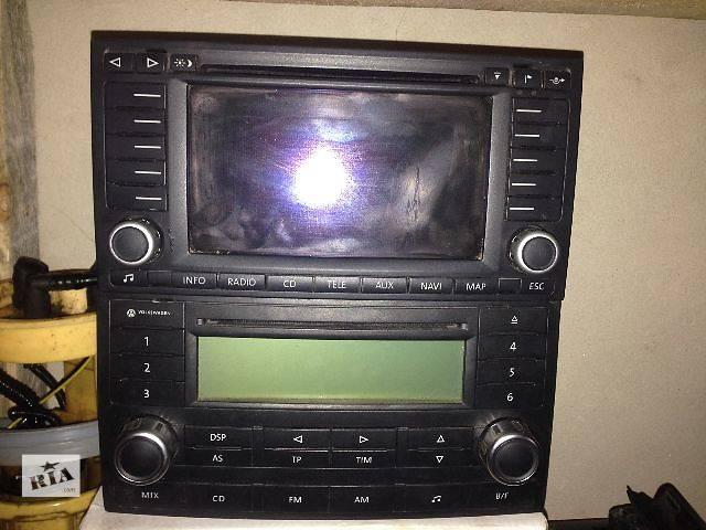 б/у Электрооборудование кузова Радио и аудиооборудование/динамики Легковой Volkswagen T5 (Transporter) пасс.- объявление о продаже  в Киеве