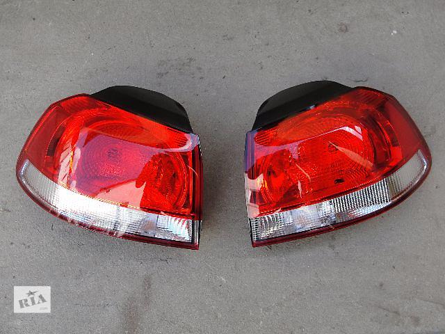 Б/у фонарь задний для легкового авто Volkswagen Golf VI ДЕШЕВО В НАЛИЧИИ!!!- объявление о продаже  в Львове