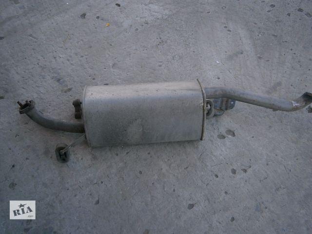 Б/у глушитель для седана Chevrolet Aveo- объявление о продаже  в Луцке
