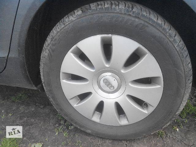 купить бу б/у Колеса и шины Диск Диск литой 16 Легковой Audi в Львове
