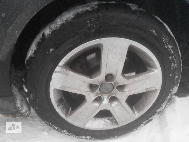 купить бу б/у Колеса и шины Диск Диск литой 17 5x112 Легковой Audi 1998 в Львове