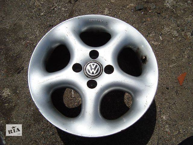 б/у Колеса и шины Диск Диск литой Легковой Volkswagen- объявление о продаже  в Тернополе