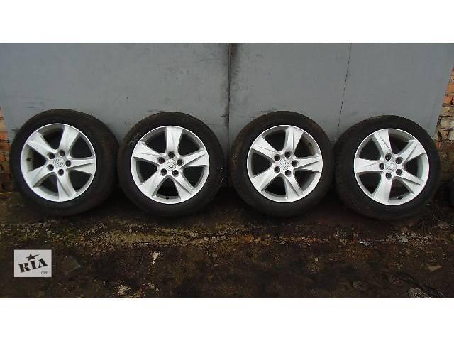 Колеса і шини Honda Accord 2008-2012- объявление о продаже  в Ковелі