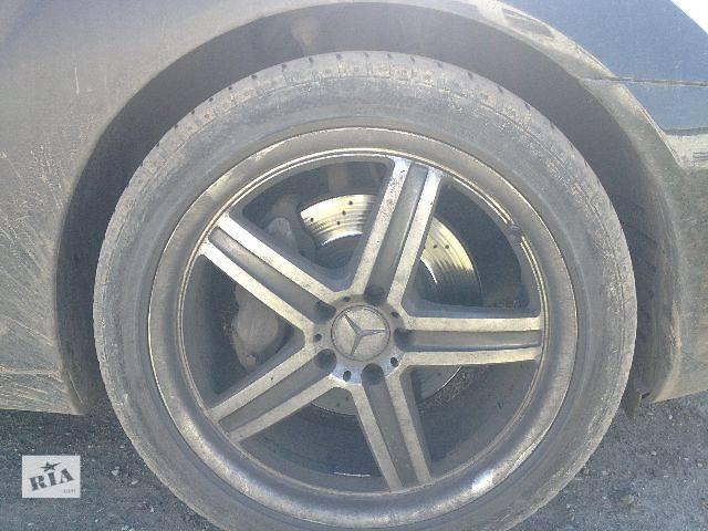 купить бу Б/у Колеса и шины Легковой Mercedes S-Class в Львове
