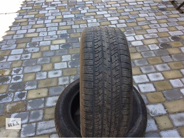 б/у Колеса и шины Шины Bfgoodrich R18 245 55 Легковой Mazda CX-7 Кроссовер 2009- объявление о продаже  в Днепре (Днепропетровск)