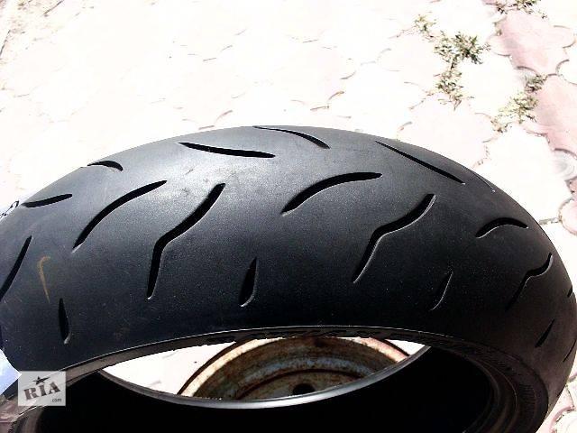 бу б/у Колеса и шины Шины R17 Bridgestone Мото 2010 в Николаеве