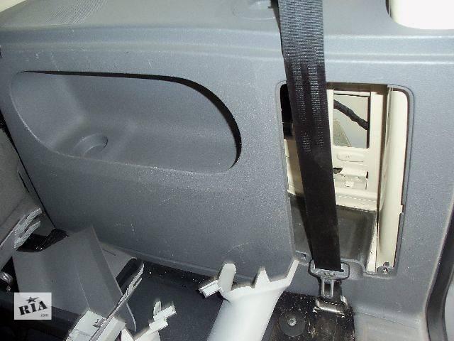 бу б/у Компоненты кузова Карта багажного отсека Легковой Volkswagen Caddy 2005 в Ковеле