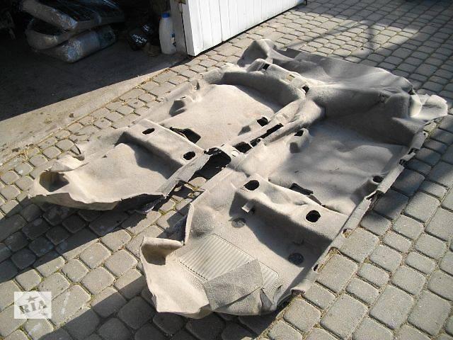 б/у Компоненты кузова Ковёр салона Легковой Ford Focus Седан- объявление о продаже  в Львове