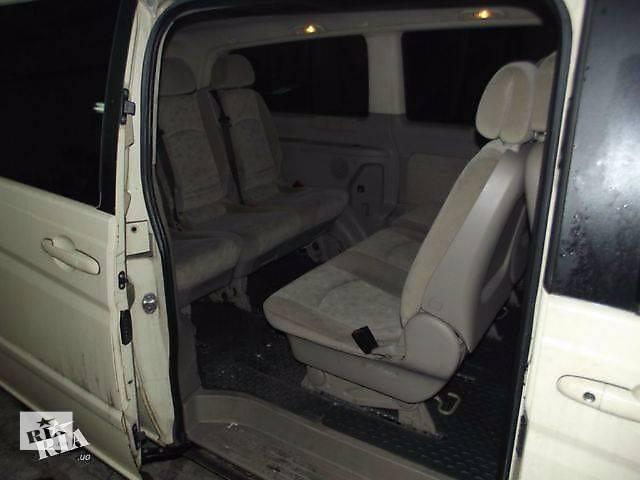 продам б/у Компоненты кузова Салон Легковой Mercedes Viano 2008 бу в Киеве