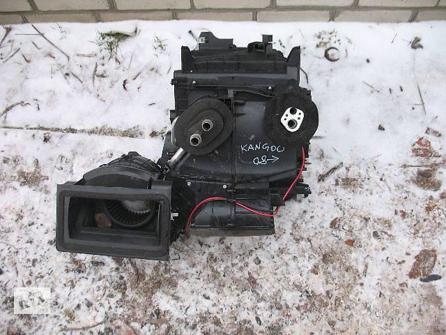 купить бу б/у Кондиционер, обогреватель, вентиляция Корпус печки Легковой Renault Kangoo 2009 в Луцке