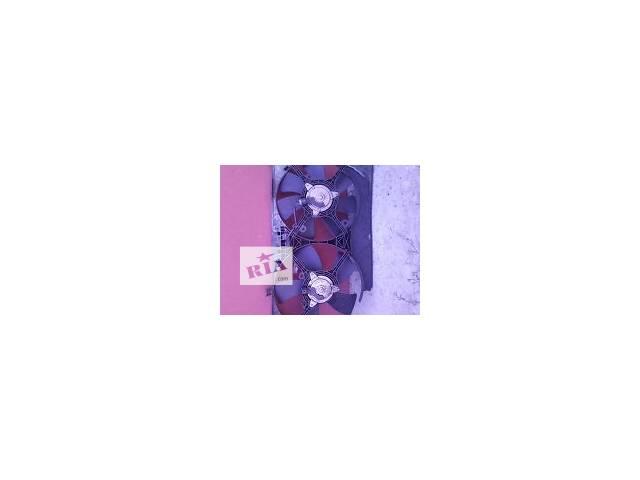 бу б/у Кондиционер, обогреватель, вентиляция Вентилятор рад кондиционера Легковой Mitsubishi 2008 в Херсоне