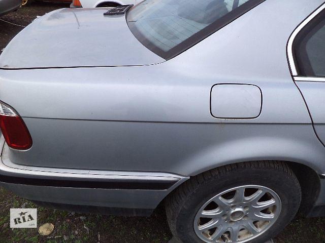 купить бу Б/у крыло заднее правое,левое, задняя четверть 41218167238, 41218167237 для седана BMW 740 E38 1995г в Николаеве