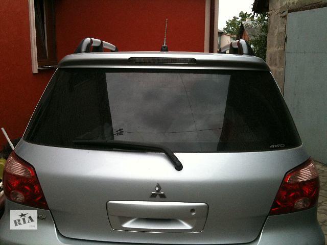 продам Б/у крышка багажника для легкового авто Mitsubishi Outlander бу в Дубраве (Житомирской обл.)