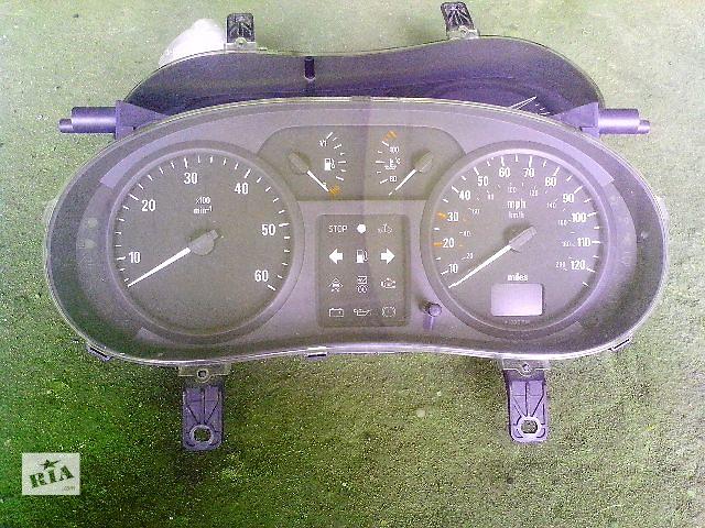 Б/у панель приборов/спидометр/тахограф/топограф для легкового авто Renault Trafic- объявление о продаже  в Ковеле