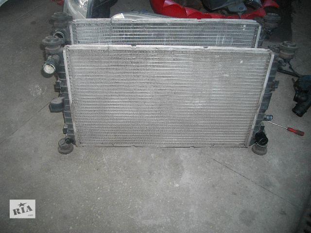 Б/у радиатор для легкового авто Ford Focus 2002- объявление о продаже  в Львове
