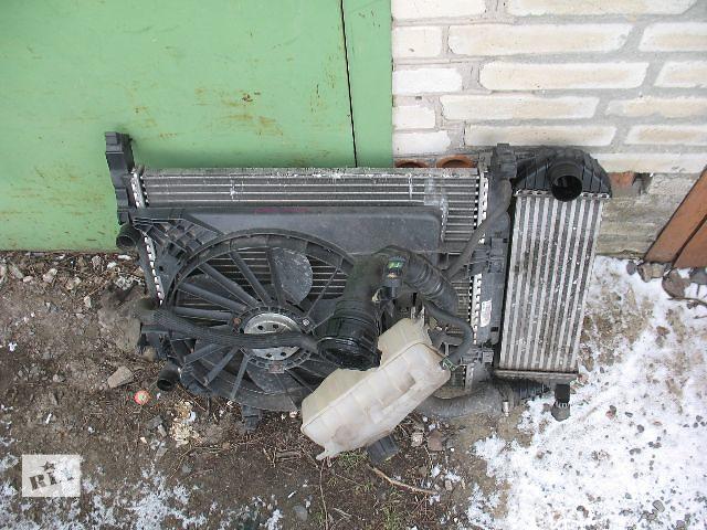 продам Б/у радиатор для легкового авто Renault Kangoo 2010 бу в Луцке