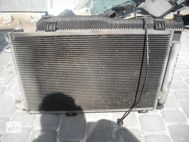 продам Б/у радиатор кондиционера для легкового авто Ford Fiesta 2010 бу в Львове