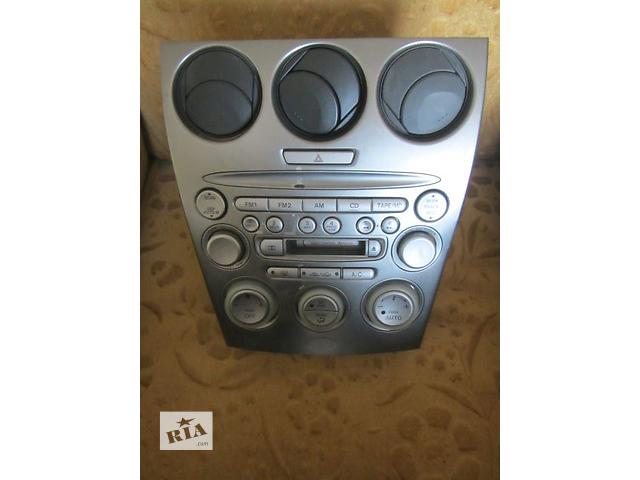 Б/у радио и аудиооборудование/динамики для легкового авто Mazda 6- объявление о продаже  в Киеве