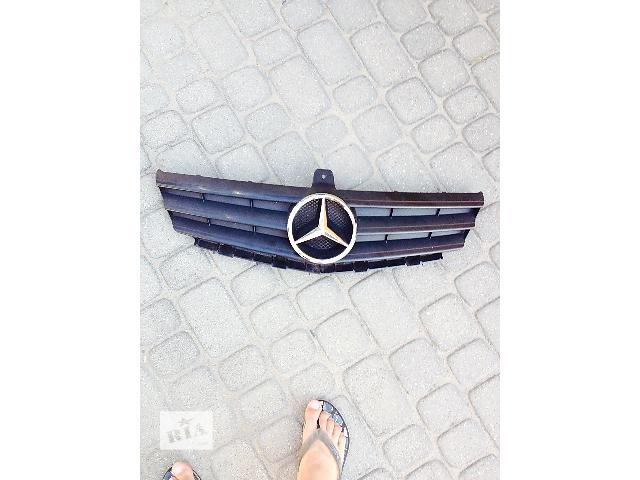 Б/у решётка радиатора для хэтчбека Mercedes A-Class- объявление о продаже  в Луцке