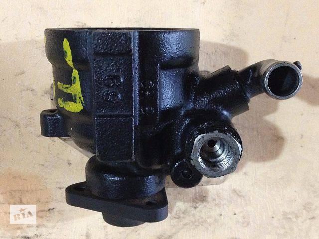 б/у Рулевое управление Насос гидроусилителя руля Легковой Fiat Doblo 1.9D- объявление о продаже  в Луцке