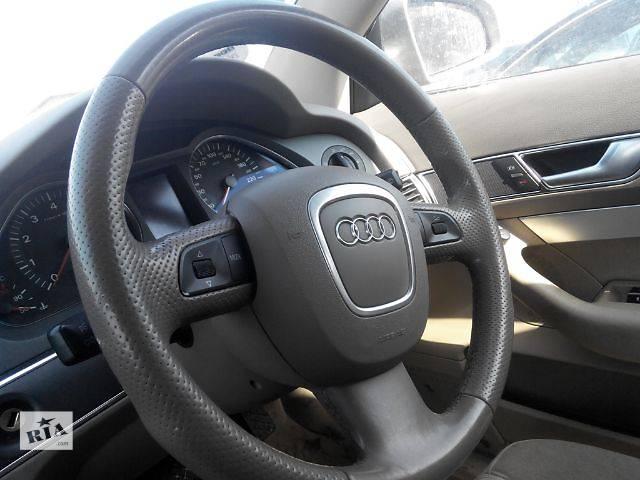 бу Б/у Рулевое управление Руль з подушкою Airbag Легковой Audi A6 2006 в Львове