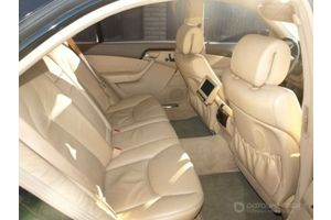 б/у Сидения Mercedes S-Class