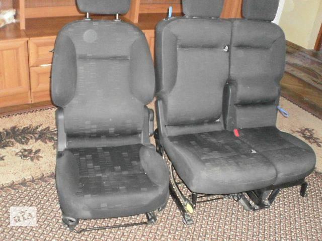 купить бу б/у сидіння для авто сітроена 2008 в Львове