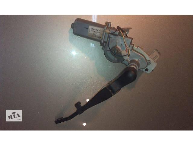 б/у Система очистки окон и фар Моторчик стеклоочистителя Легковой Chevrolet Aveo- объявление о продаже  в Запорожье