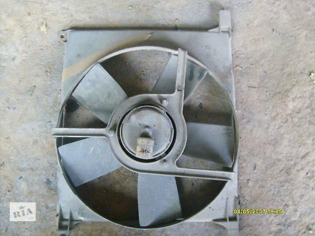 бу б/у Система охлаждения Моторчик вентилятора радиатора Легковой Opel Vectra A 1992 в Самборе