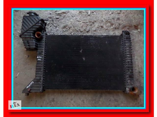б/у Система охлаждения Радиатор Грузовики Mercedes Sprinter- объявление о продаже  в Стрые