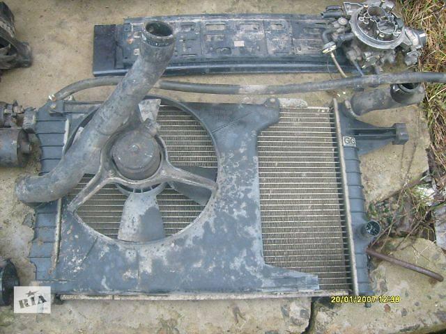 купить бу б/у Система охлаждения Радиатор Легковой Opel Vectra A 1992 в Самборе