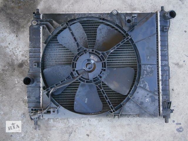 бу б/у Система охлаждения Вентилятор радиатора Легковое авто Седан Chevrolet Aveo в Луцке