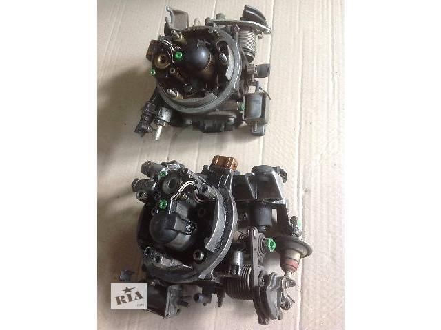 б/у Топливная система Моноинжектор Легковой Volkswagen B3- объявление о продаже  в Луцке