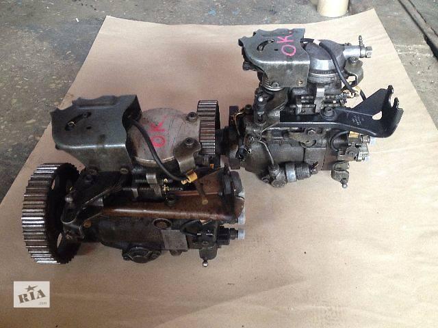 Б/у топливный насос высокого давления/трубки/шест для легкового авто Volkswagen B3 (0460494277)- объявление о продаже  в Луцке