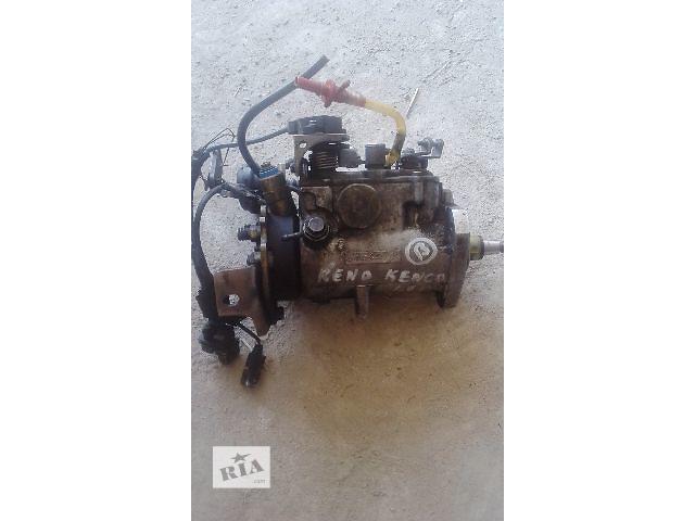 Б/у топливный насос высокого давления/трубки/шест для минивена Renault Kangoo- объявление о продаже  в Бучаче