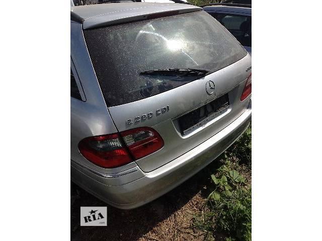 купить бу б/у Задний/передний мост/балка, подвеска, амортиз Поворотный кулак Легковой Mercedes E-Class Универсал 2006 в Львове