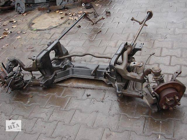 продам б/у Задний/передний мост/балка, подвеска, амортиз Ступица задняя/передняя Легковой Volkswagen T4 (Tr бу в Тернополе