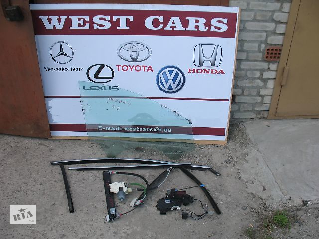 купить бу Б/у замок двери для легкового авто Ford Mondeo 2008 в Луцке