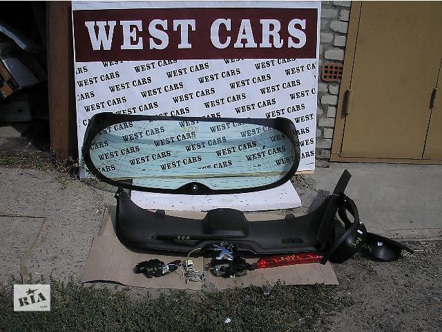 Б/у замок крышки багажника для легкового авто Peugeot 308 Hatchback (5d)- объявление о продаже  в Луцке