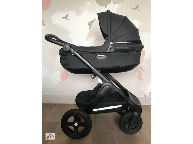 купить бу Детская коляска Stokke Crusi 3 in 1, в отличном состоянии в Коростені