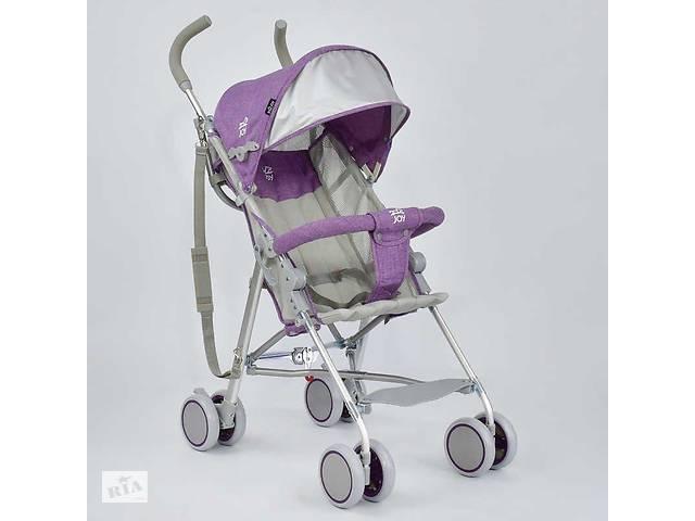 купить бу Коляска-трость JOY 108 S Фиолетовая в Дубні