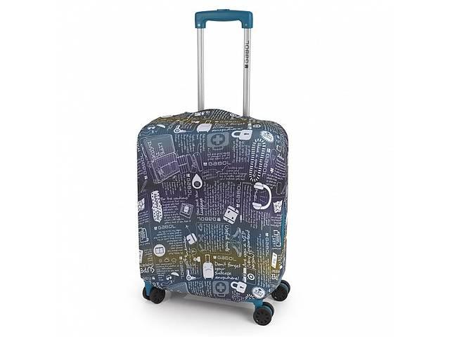 бу Чехол для чемодана Gabol (S) Multi Colour Art. vikr-712844775 в Дубно (Ровенской обл.)