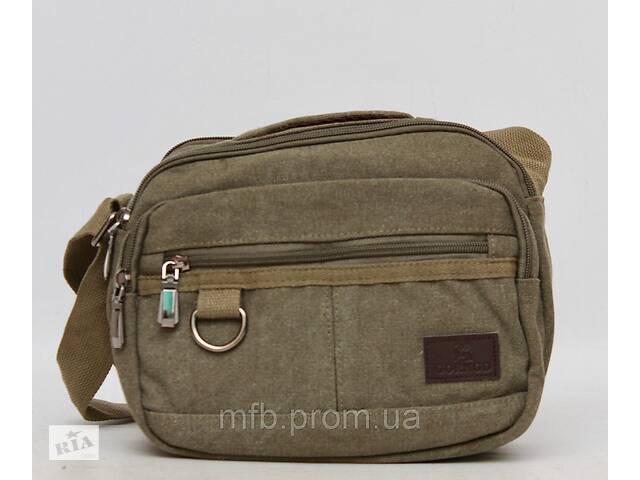 купить бу Чоловіча сумка в руку і через плече Gorangd / Мужская сумка через плечо Gorangd в Києві